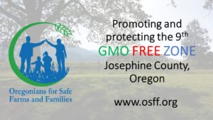 Promoting and protecting the 9th GMOF Zone